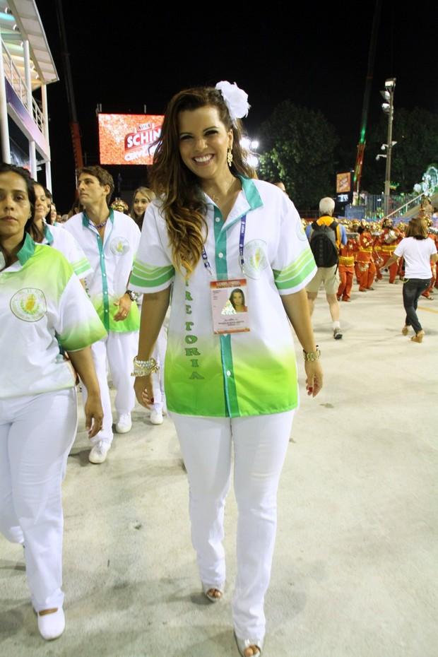 Renata Santos no Rio (Foto: Graça Paes/Foto Rio News)