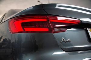 Lanterna do novo Audi A4 (Foto: Fabio Aro / Autoesporte)