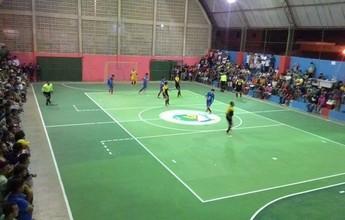 Dois jogos decidem a I Copa Campina Grande de Futsal nesta quarta-feira