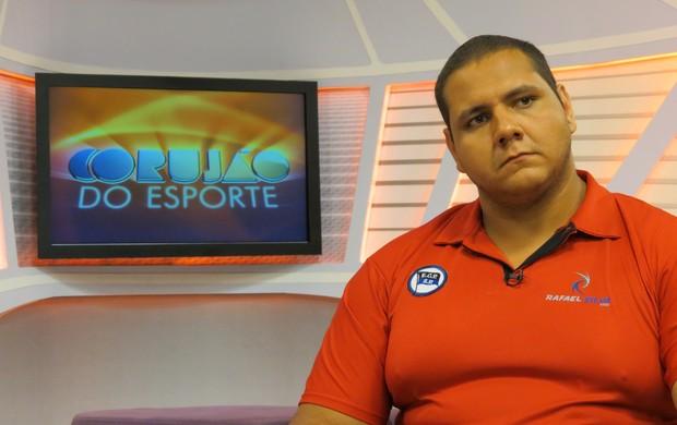 Rafael Silva (Foto: Daniel Cardoso (Globoesporte.com))