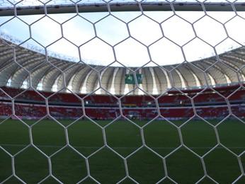 Beira-Rio para Inter x Shakhtar  (Foto: Diego Guichard)