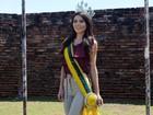 'Foi o 1º concurso da minha vida', diz contadora eleita Miss Amapá 2016