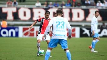 JEC empata com Londrina na Arena: 1 a 1 (Divulgação / JEC)