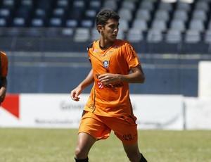 Zagueiro Igor João quer continuar no Clube do Remo (Foto: Marcelo Seabra/O Liberal)