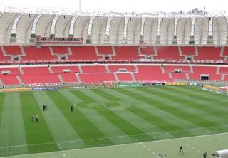 Beira-Rio Inter Criciúma Brasileirão (Foto: Tomás Hammes / GloboEsporte.com)