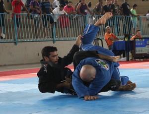 Campeonato Estadual de Jiu-Jítsu em RO (Foto: Daniele Lira)