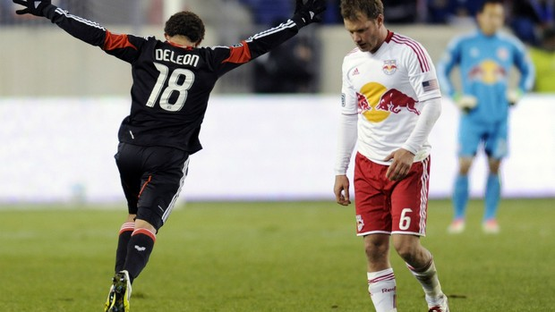 DC United 1 x 0 New York Red Bulls - AP (Foto: AP)