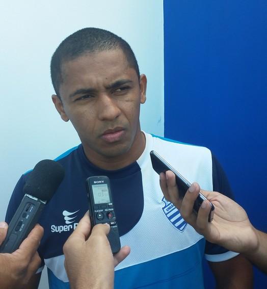retorno (Augusto Oliveira / GloboEsporte.com)