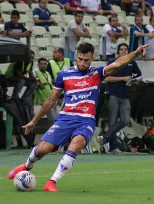 Jefferson, jogador do Fortaleza (Foto: Divulgação/Fortaleza)