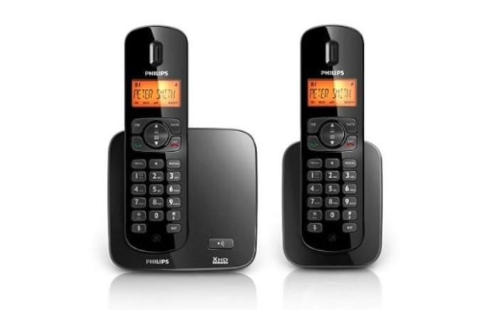 Telefone sem fio confere comodidade em casa ou no escritório (Foto: Divulgação/Phillips)