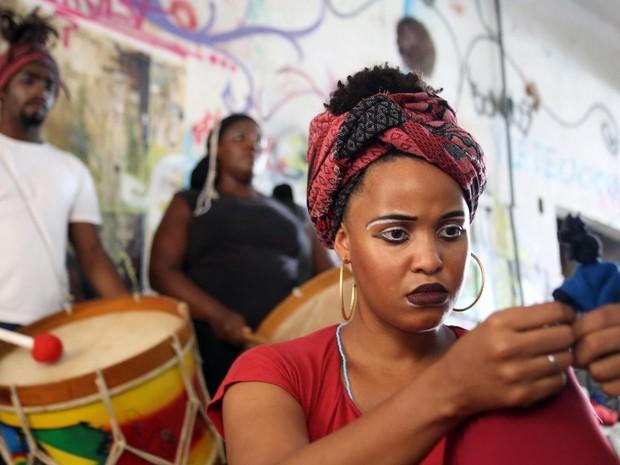 Espetáculo itinerante estreia na Praça da Piedade (Foto: Divulgação)