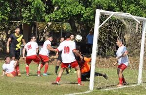 Copa Bancária de Futebol Soçaite (Foto: Manoel Façanha/Arquivo pessoal)
