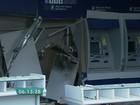 Criminosos atacam caixas eletrônicos em banco de São Bernardo do Campo