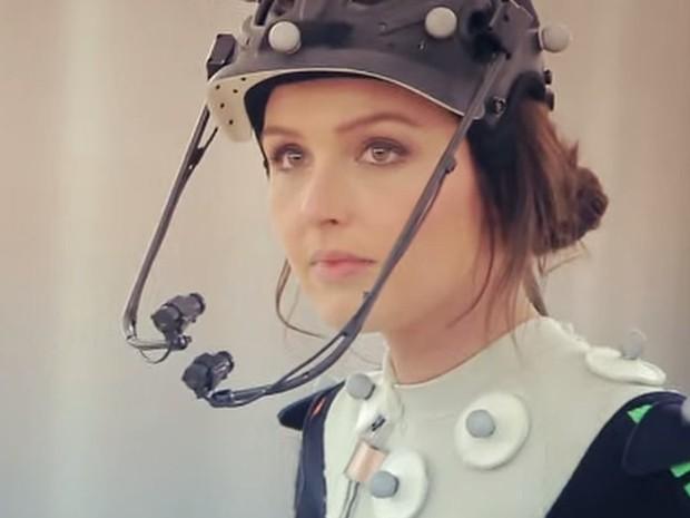 Camilla Luddington também fez a captura de movimentos de Lara Croft em 'Tomb Raider' e 'Rise of the Tomb Raider' (Foto: Divulgação)
