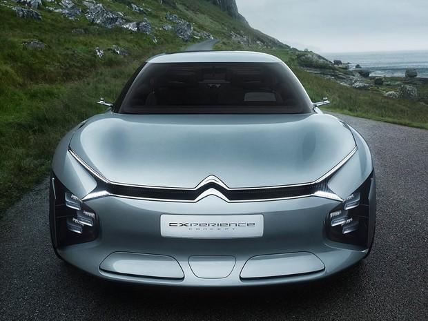 Citroën CXperience Concept (Foto: Divulgação)