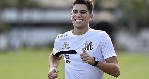 solução caseira (Ivan Storti/Santos FC)