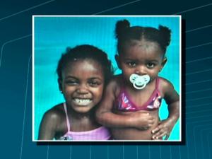 Irmãs morreram de parada cardíaca (Foto: Inter TV/Reprodução)