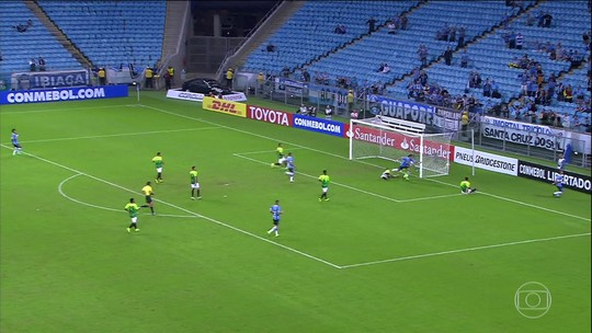 Luan iguala Barcos, supera Renato e crava nome na história do Grêmio