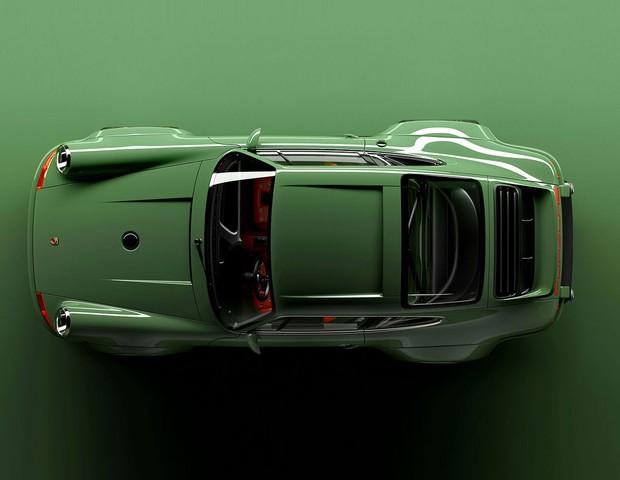Porsche 911 Singer  (Foto: Reprodução)