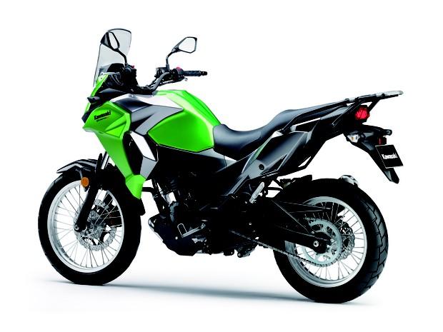 Kawasaki Versys-X 300 (Foto: Divulgação)