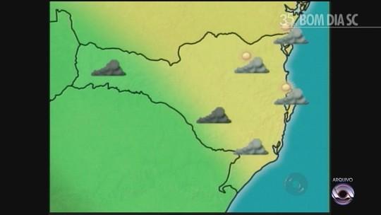 Bom Dia SC mostra evolução da previsão do tempo na história do telejornal