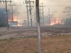 Incêndio atinge subestação da Celpa em Vigia, no nordeste do Pará