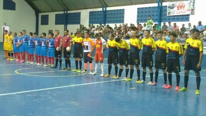 Copa Sul Paraibana de futsal (Foto: Divulgação)
