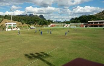 Vitória define jogo no 1º tempo, faz 3 gols e vence o ESSE, em Águia Branca
