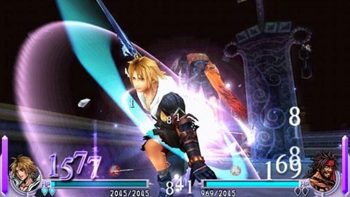 Dissidia Final Fantasy (Foto: Divulgação)