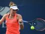 Bia Maia saca mal e perde fácil para croata na primeira rodada do US Open