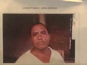 PF divulgou foto do suspeito para incentivar que outras vítimas denunciem crimes (Foto: Divulgação/PF)