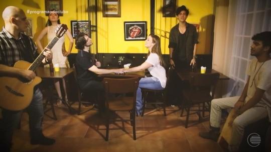 Carpe Night lança o clip 'Gato Preto' com exclusividade no 'Programão'