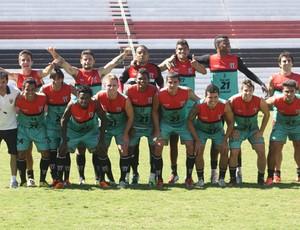 Botafogo-SP (Foto: Cleber Akamine / GLOBOESPORTE.com)