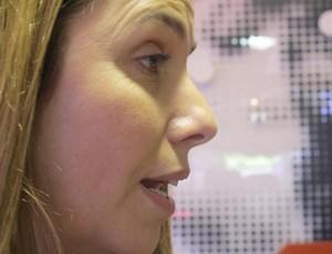 Patricia Amorim Flamengo (Foto: Janir Junior / Globoesporte.com)