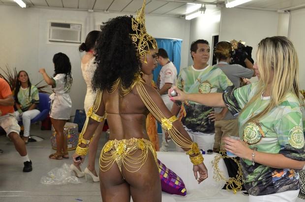 Erica Januzza (Foto: Roberto Teixeira/EGO)