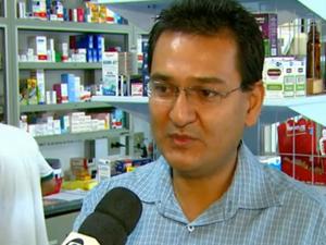 Medicamento Validade  (Foto: Wilson Aiello/EPTV)