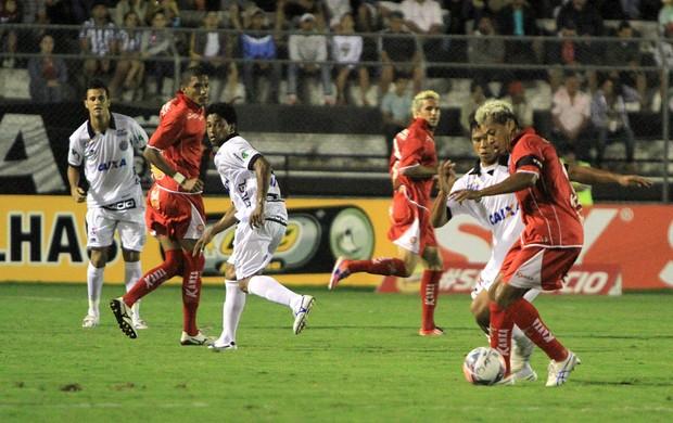 ASA x Boa Esporte,em Arapiraca (Foto: Ailton Cruz/ Gazeta de Alagoas)