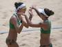 Brasil segue 100% no feminino, mas dupla masculina é eliminada na China