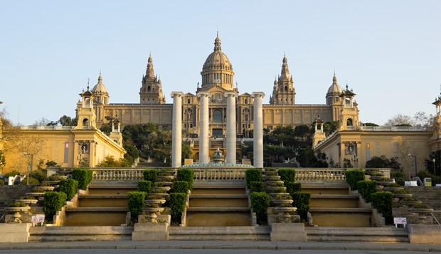 Museu Nacional de Arte Catalua (Foto: Divulgao)