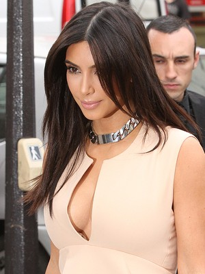 Kim Kardashian (Foto: Grosby Group)