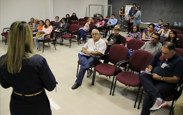Evento conta com parceiros da iniciativa pública e privada (Foto: Katiúscia Monteiro/ Rede Amazônica)
