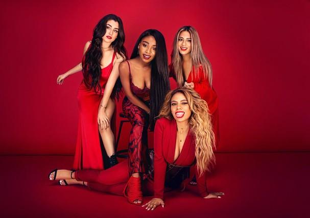 Fifth Harmony sem Camila Cabello (Foto: Divulgação)