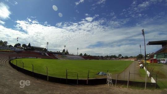 Giro dos estádios: Vermelhão da Serra tem capacidade reduzida; conheça