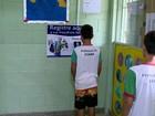 Para evitar faltas, escola pública de Viana adota identificação eletrônica