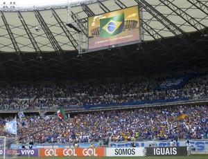 Torcida do Cruzeiro tem média supeior a 32 mil pessoas por jogo na era Mano (Foto: Washington Alves/Light Press)