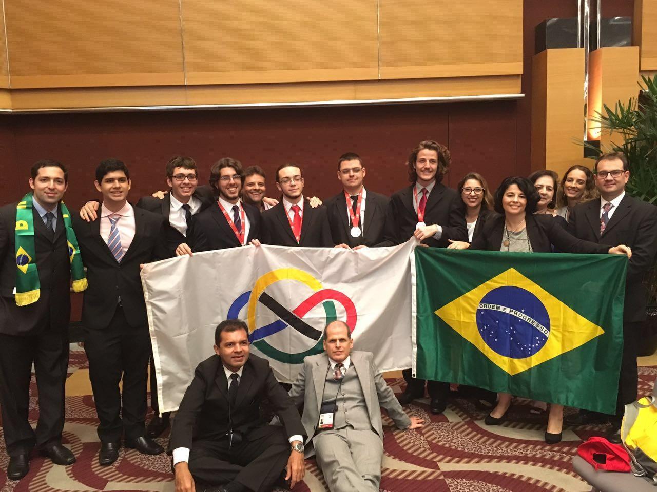Equipe no evento (Foto: Divulgação)