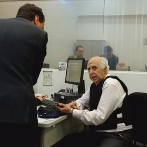 Fantástico mostra conversas de Abdelmassih  (Rede Globo)