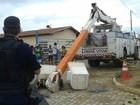 Dois operários morrem após acidente em obra do Minha Casa Minha vida
