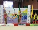 Natália Gaudio brilha, e Brasil sobe ao pódio 39 vezes no Sul-Americano