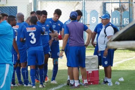 Time do Monte Azul (Foto: José Eduardo Arroyo/Monte Azul)